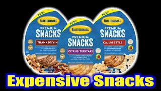 Premium Price for Butterball Premium Snack Packs - WHAT ARE WE EATING? - The Wolfe Pit