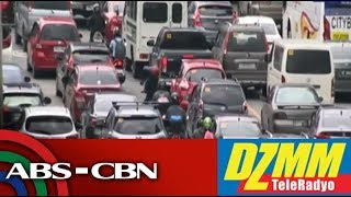 DZMM TeleRadyo: EDSA driver-only ban starts weeklong dry run despite criticism