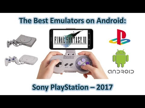 Playstation (PSX/PS1) Emulation On Android: Which Emulators Are The Best?