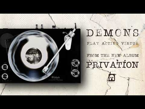 """Demons - """"Play Acting Virtue"""" (Official Audio) - Available April 30th"""