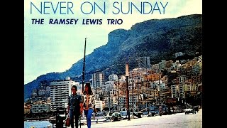 Ramsey Lewis Trio - The Breeze and I