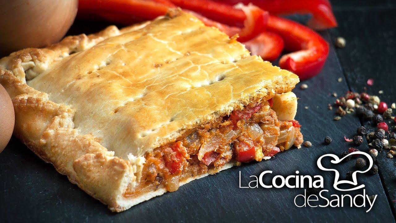 Empanada gallega cocina recetas de comidas faciles y for Comidas sencillas