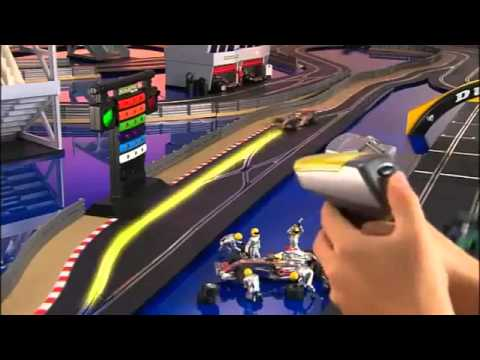 Scalextric Digital – The Future of Slot Car Racing – Pit Stops – TV Toy Commercial – TV Ad – 2013