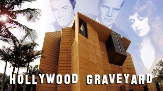 FAMOUS GRAVE TOUR - LA Churches (Charlton Heston, Gregory Peck, etc.)
