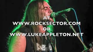 Luke Appleton (Iced Earth / Absolva) promo video 'How Does It Feel To Be Alive?'