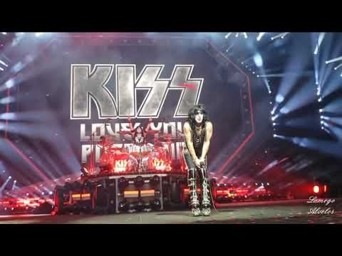 KISS - BEST VERSION  //  I Was Made For Loving You LIVE