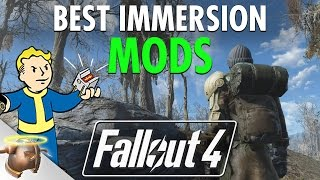 The best immersion mods for Fallout 4