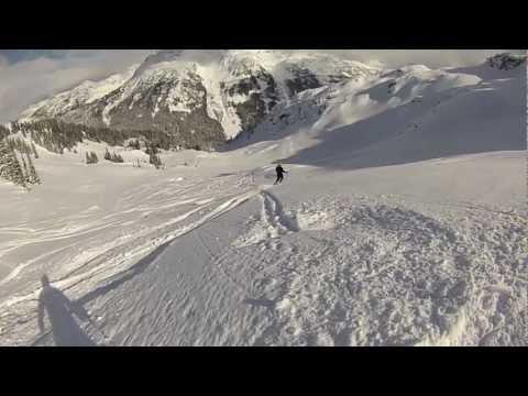 Whistler Heli-Skiing, 2/23/13, Long Edit