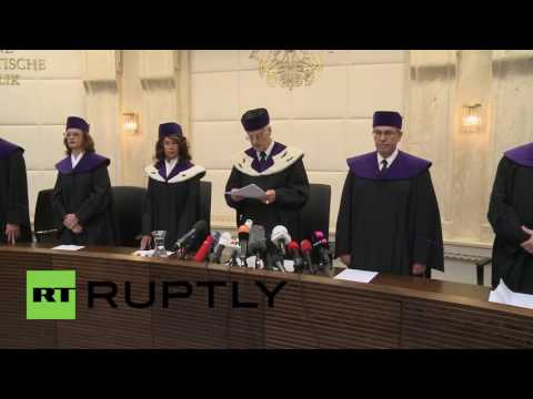 Austria: Constitutional court annuls presidential election result
