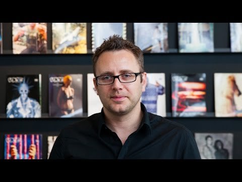 Andreas Schneider On News, Culture & VICE | Adobe Creative Cloud