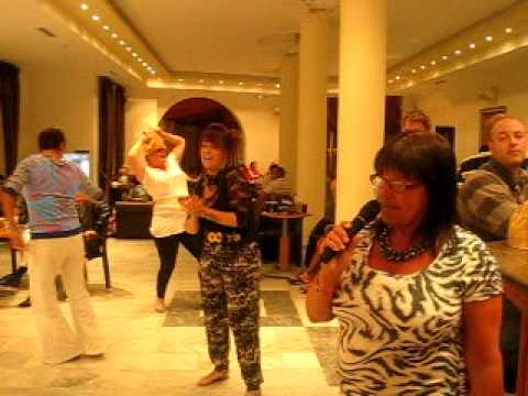 Guests enjoying Karaoke Diana Palace Hotel