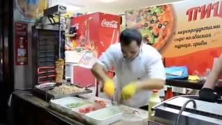 Mr. Shawarma :-)
