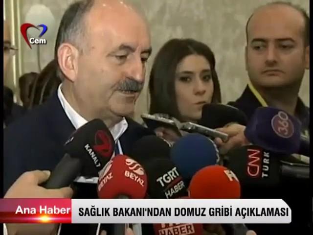 Cem Tv  Ana Haber  09 01 2016