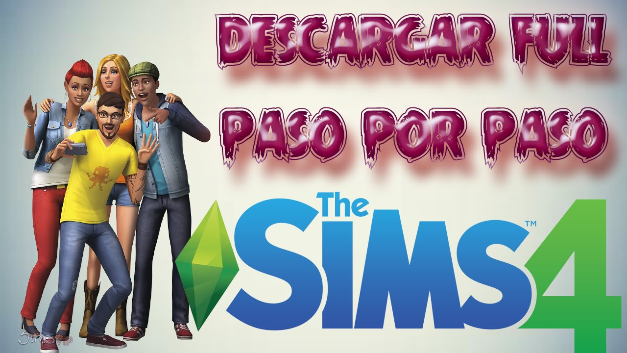 Descargar Los Sims 4 [Full] [Español] [Mega] - Shady Games