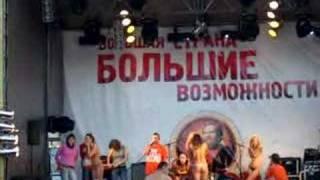 Пивной фестиваль Лужники