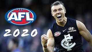 AFL 2020 SEASON PROMO