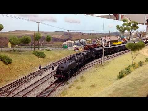 2014 Sydney Model Railway Exhibition: Liverpool
