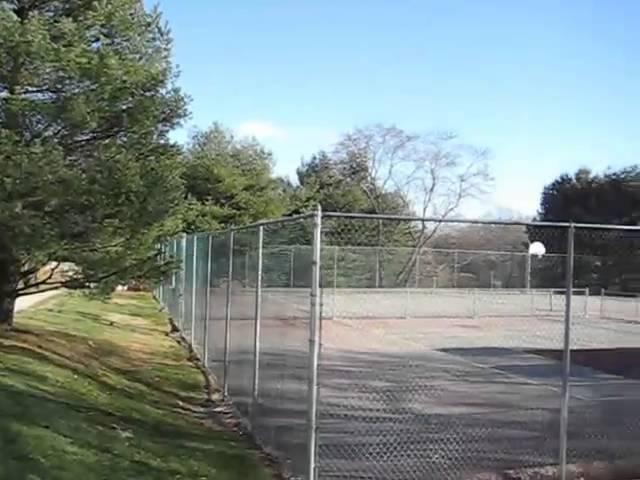 Franklin Crossing condos Franklin MA 02038 - tennis-pool.wmv