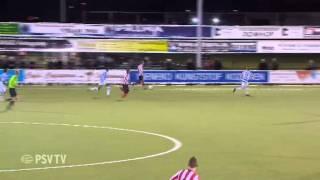 Jong PSV overklast De Graafschap