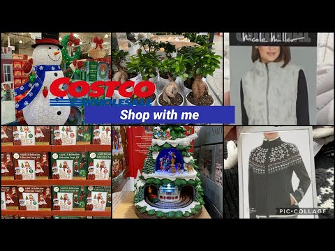 HUGE COSTCO SHOP WITH ME/ COSTCO 🎅🎄CHRISTMAS 🎅🎄AND OCTOBER DEALS /COSTCO CANADA