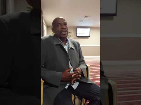 Dan Tshanda Exclusive Interview 2017 - YouTube
