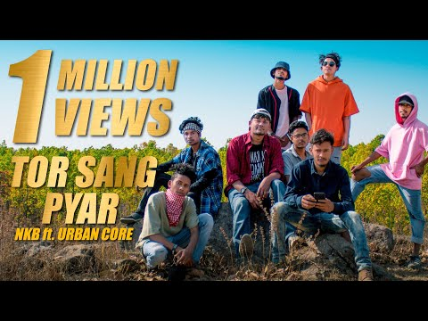 New Nagpuri hip hop || Tor Sang Pyaar Hoe Gelu || NKB ft. URBAN CORE ||