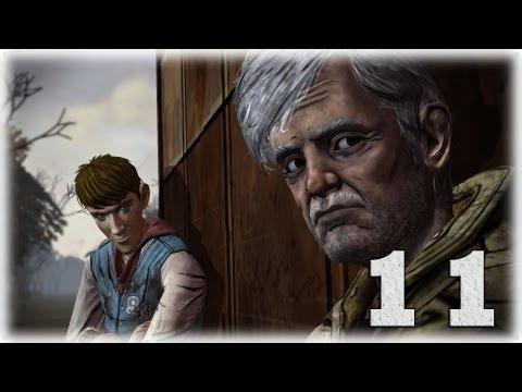Смотреть прохождение игры The Walking Dead: Episode 3. Серия 11 - Пора в путь.