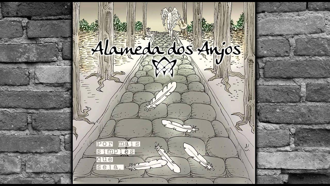 Alameda dos Anjos - Por mais simples que seja (álbum