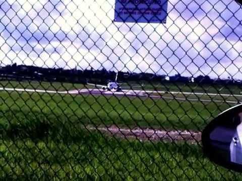Aircraft at Grantley Adams International Airport