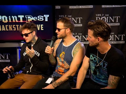 "Highly Suspect discuss ""Send Me An Angel"" cover & 'Rad' 6 months before its release [Pointfest 2016]"