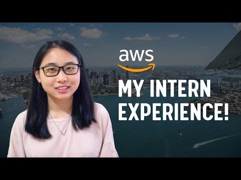 My Amazon Intern Experience (+ Advice for Interns)