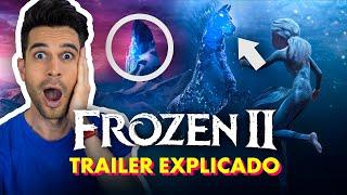ANALIZO el trailer de FROZEN 2 ❄️