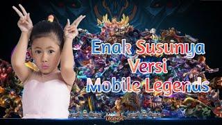 🎤🥛Parody Lagu Enak Susunya-Faiha VERSI Hero-Hero Mobile Legends