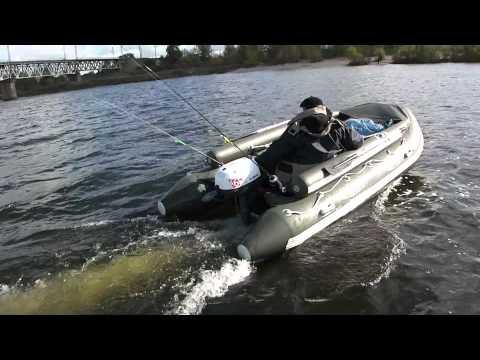 Лодка ПВХ Capral с мотром Yamaha 6 л.с.