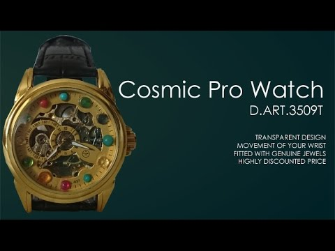 Cosmic Pro Watch - The source of cosmic energy around your w