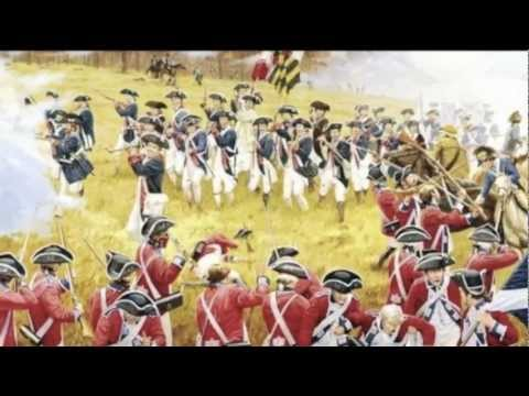 The Causes of the American Revolutionary War (Lyrics in Description)