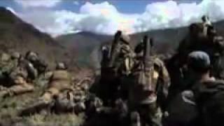 Война США в Афганистане часть 3 (Бои наживо)