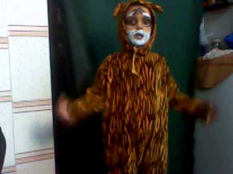 69db2bb779 fancy dress competition animal aryan sankpal the tiger - YouTube