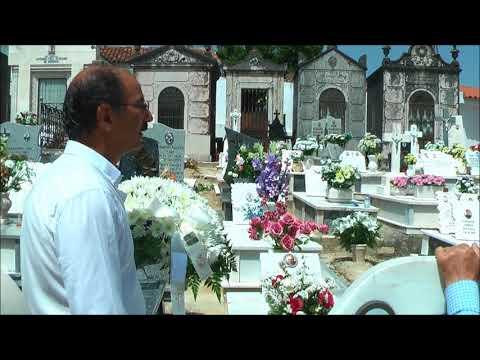 Vale de Santarem Homenagem poeta Joao dAldeia