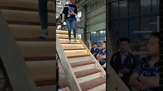 Stair LED lights automatically bright thumbnail