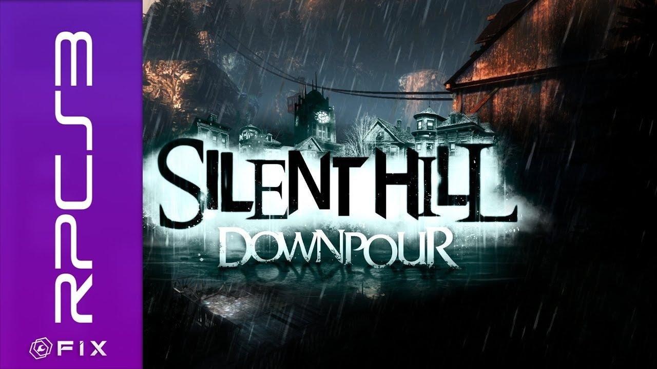 RPCS3 - Silent Hill: Downpour / FIX FPS / Audio / F {PPU[0x2000003