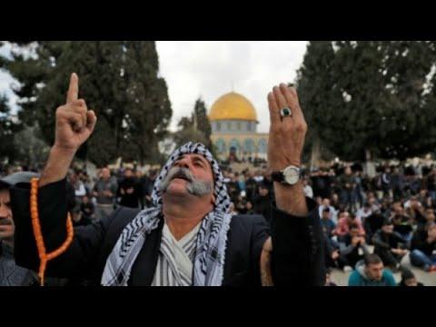 مقتل أربعة فلسطينيين في ثاني -جمعة غضب- احتجاجا على قرار واشنطن بشأن القدس  - نشر قبل 9 ساعة