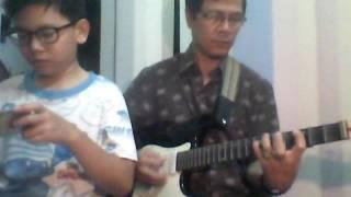 Guitar cổ nhạc bài PHƯỢNG BUỒN tone trưởng