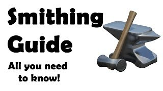 The Elder Scrolls Online: Smithing Guide (step By Step How To, Tutorial)