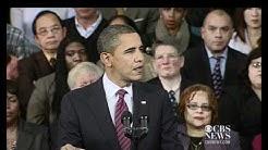 Obama unveils mortgage refinancing plan