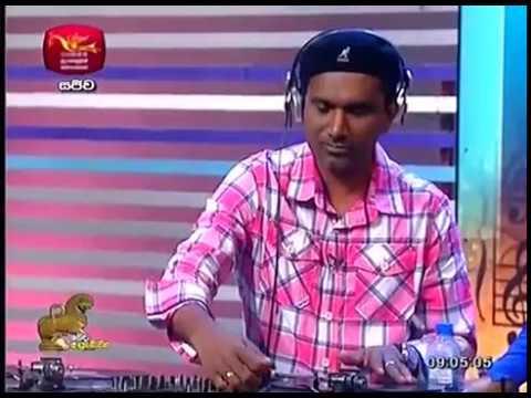 Shanida Ayubowan Program with DJ's (DJ Thanujika#DJ Kosala#DJ Anu#DJ Manura#DJ Ezrah)