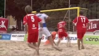 Playoff 1/4 Final GC Beach vs. Winti Panthers