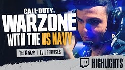 Tarik and Ethan Play Warzone With the Navy | EG | Call of Duty