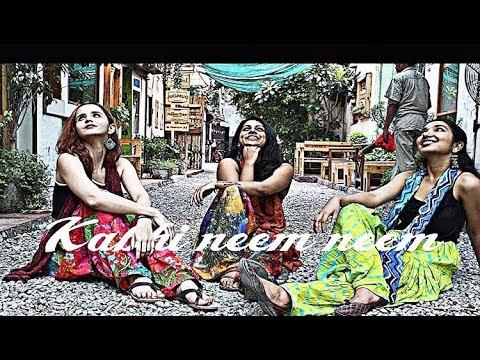 Kabhi Neem Neem - A.R. Rahman and Madhushree | Sanya Thomas, Mansi Kumari, Santana Roach