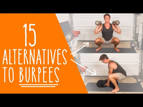 15 Alternatives to Burpees